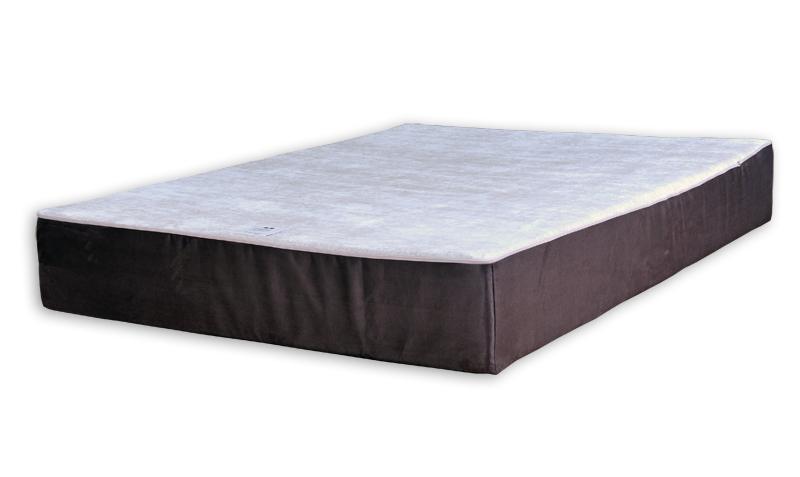 matelas memoire de forme megeve chocolat 180x200 par vj confect matelas. Black Bedroom Furniture Sets. Home Design Ideas