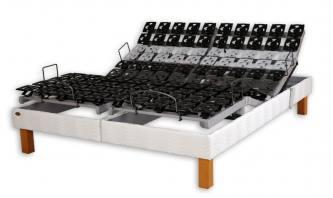 lit electrique et matelas m moire de forme par vj confect vosges. Black Bedroom Furniture Sets. Home Design Ideas